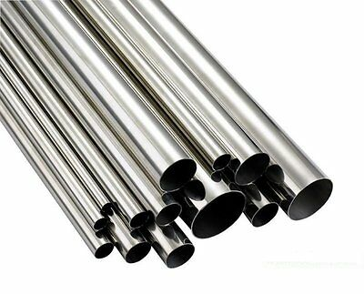 Stainless Steel 304tube From 3mm Up To 20mm Diam. In Various Lengths