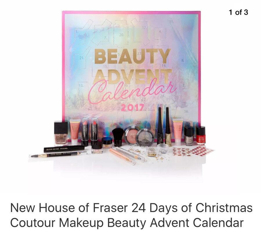 Beauty Advent Calendar - House of Fraser