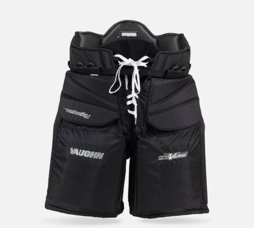 "Vaughn V Elite XR Pro Carbon goalie pants senior XL 42"" Sr ice hockey black New"