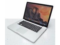 """2012 Macbook Pro 15"""" - 8GB RAM, 256GB SSD + 1TB HDD"""