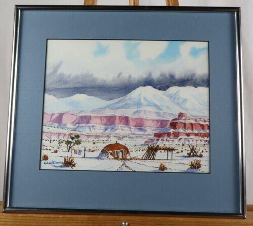 Original Robert Draper Painting