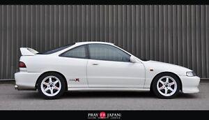 Honda Integra Type R turbo RHD