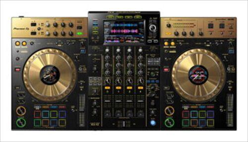PIONEER 4ch DJ SYSTEM XDJ-XZ-N LIMITED GOLD VERSION NEW FROM JAPAN - 100V