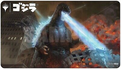 Ultra Pro MtG Ikoria Alternate Art Godzilla, King of the Monsters Playmat