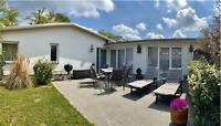 Ferienhaus USEDOM Heringsdorf Sauna Kamin Badewanne Garten Hund Mecklenburg-Vorpommern - Seebad Heringsdorf Vorschau