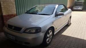 URGENT SALE --- 2003 Holden Astra Convertible