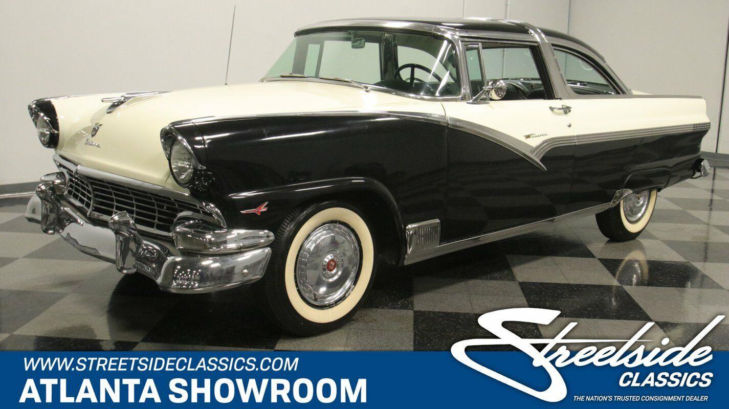 classic vintage chrome fomoco crown victoria 302 v8 auto transmission