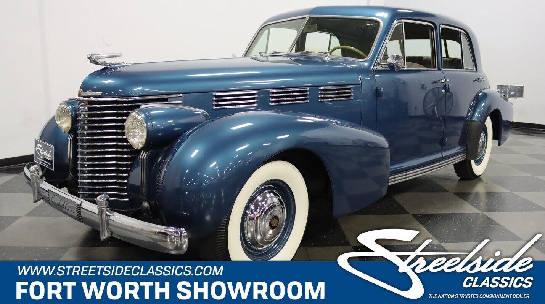 Beautiful Prewar Caddy, Restored in Stock Condition, 346 V8, 3 Spd Manual, Wow!