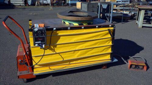 Presto Electric Die Lift Cart (inv.36887)