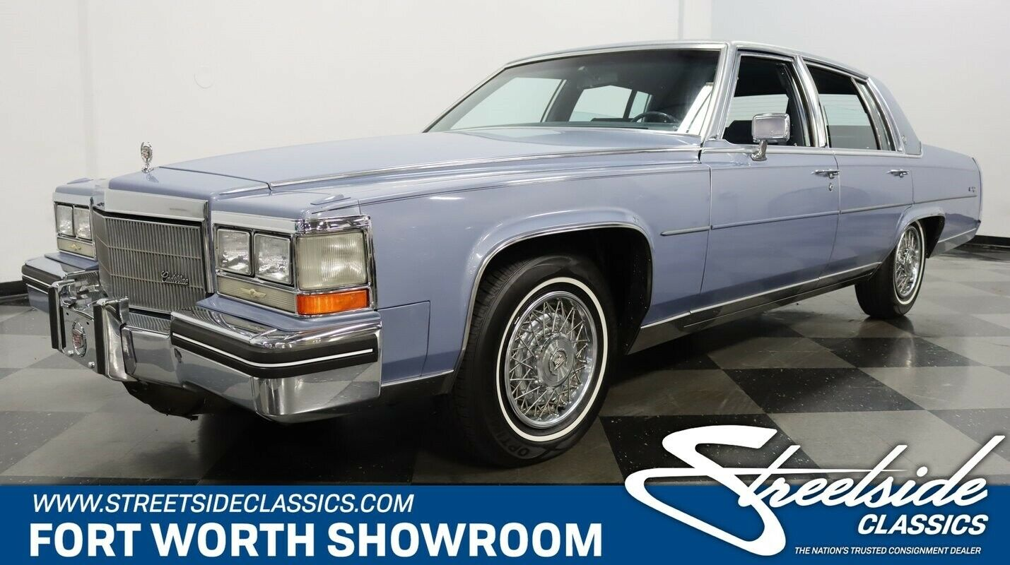 Classic American Luxury! Just 89k Believed Orig Miles! Cold A/C, Runs/Drives Gr8