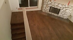 Flooring product and installation