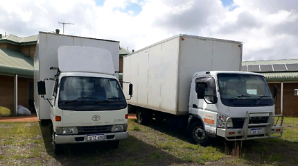 $79.99/hr for truck & 2 guys (Champion Removalists)