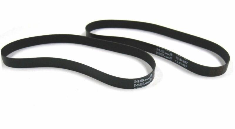 Hoover Genuine UH70200 Windtunnel Rewind Plus Vacuum Flat Belt 2PK # 562289001