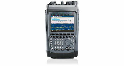 Rohde Schwarz Pr100 Portable Receiver Rohpr100-opts Used