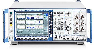 Rohde & Schwarz  CMW500 Wideband Radio Communication Tester OPTS052