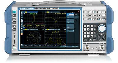Rohde Schwarz Znle6 Vector Network Analyzer