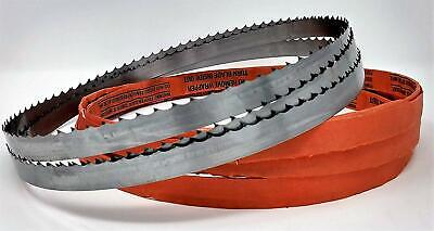 82 X 58 X 3tpi 2 Pk Bone-in Bandsaw Blades Meat Cutting Cozzini Cutlery Imports