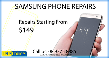 Samsung Phone Screen Repairs