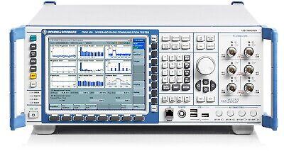 Rohde Schwarz Cmw500 Wideband Radio Communication Tester Rohcmw500-opts064 ...