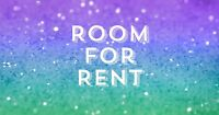 Aesthetics room for rent