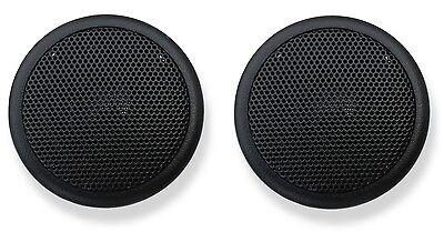 "Marinavox 2"" inch Clss Full Range Speaker PAIR (2 pcs) 60Wmax AL grill Neodymium"