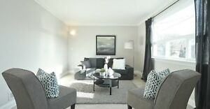 Gorgeous 3 Bed 1 Bath Main Floor Apartment for Rent.