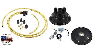 John Deere 520 530 620 630 720 730 Delco Ignition Tune Up Kit 2 Cyl Gas Tractor