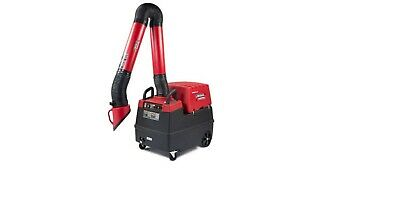 Lincoln Electric Mobiflex 400-ms Portable Welding Fume Extractor W 13 Ft. Arm