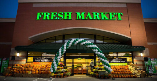 100 Fresh Market Gift Card - $90.00
