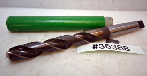 Precision Twist 209CO Cobalt No. 3 Morse Taper Shank (Inv.36388)