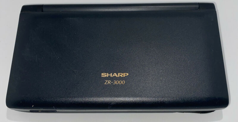 Sharp ZR-3000