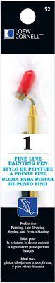 Loew-Cornell Fine Line Painting Pen - Hobby, Artist, Painter