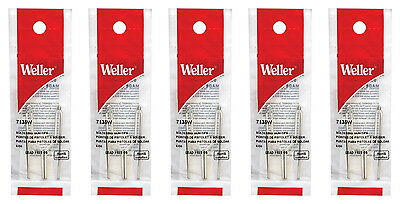 Weller 7135w Soldering Gun Standard Replacement Tips For 8200 5 Packs Of 2