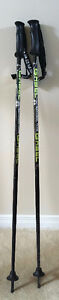 Gabel junior ski poles - 100cm - kids