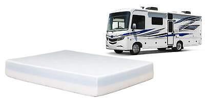 RV / Camper / Trailer / Truck Mattress / Short Queen ~10 inch Memory Foam  Truck Trailer Foam