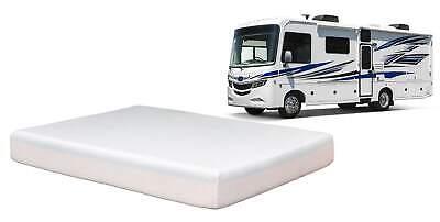 RV / Camper / Trailer / Truck Mattress, Short Queen ~8 inch Memory Foam Mattress Truck Trailer Foam