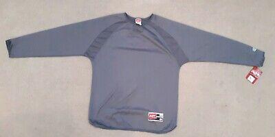 Rawlings Poly Dobby Full-Zip Jacket 9760 Baseball Water Resistant