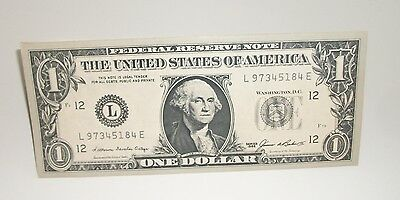 America West Airlines Dollar Rent A Car Advertising Large Dollar Bill Counter Ad