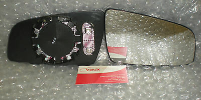 Vauxhall Zafira B Early Electric Heated Door Mirror Glass O/S Drivers 13162277