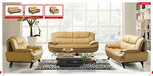 Chic-Modern-405-Brown-Leather-Sofa-Set-Contemporary-Design