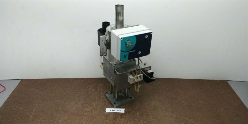 Piovan GR1 10kg Spec A038 Mini Hopper Vacuum Loader Glass Receiver 230v #293
