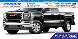 2018 GMC Sierra 1500 SLT 4WD*REMOTE START,HEATED SEATS*