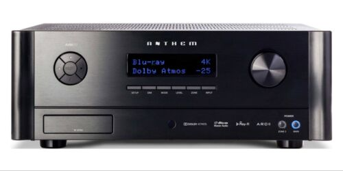 Anthem AVM 60 11.2-channel home theater preamp processor