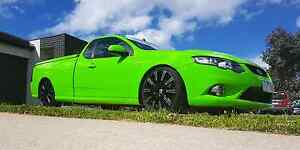 Ford FG xr6 Turbo Southbank Melbourne City Preview