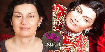 Gesicht konturieren Produkt für Foto Make up
