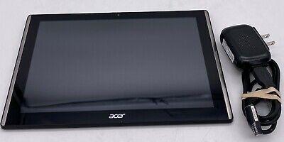 Acer Iconia One 10 B3-A40 Tablet Model A7001 Android 7 Black 32gb segunda mano  Embacar hacia Mexico