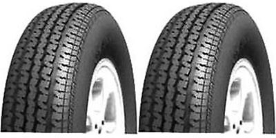 2 (TWO) ST 175/80R13 6PR LRC TOWMAX TOW MAX RADIAL TRAILER TIRES FREE SHIP