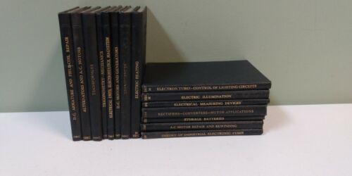 Vintage International Textbook Company School Books - Lot of 15