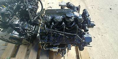Isuzu Diesel 3LB1 - Diesel Engine - Runs Great with Warranty - Used