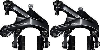 Shimano Dura-Ace BR-R9100 Set, Bicicleta de Carreras Freno